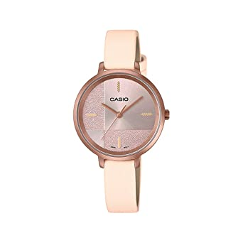 35eb0413c49 Buy Casio Enticer Lady s Analog Rose Gold Dial Women s Watch - LTP-E152RL-4EDF  (A1404) Online at Low Prices in India - Amazon.in