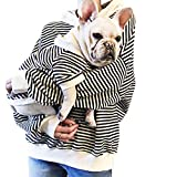 "Family Clothes for Dog Pitbull Dog Clothes Shirt for PaPa and Mama (Only for Parents-(Bust:60""), Black) For Sale"