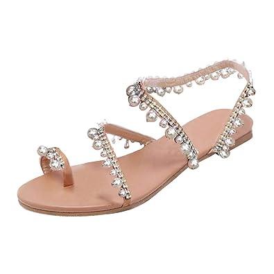 außergewöhnliche Auswahl an Stilen und Farben neues Hoch sale Mxssi Damen Elegant Flache Schuhe Runde Kopf Schuhe Silber ...