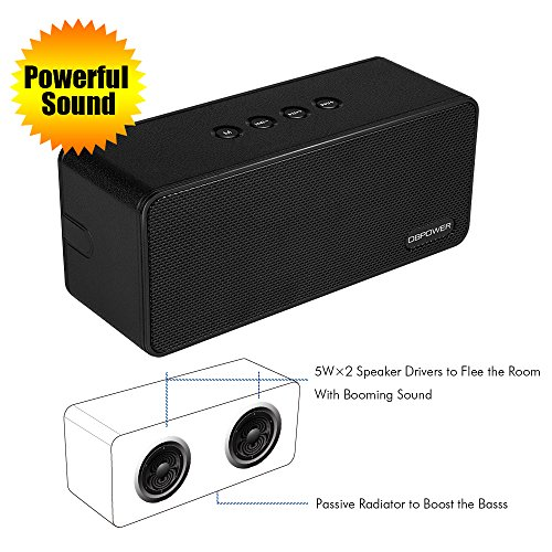 Bluetooth Speakers Portable Definition Microphone