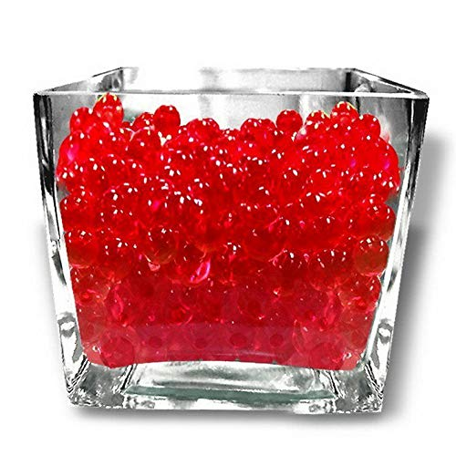 Mikash Water Jelly Beads for Vase Centerpieces Filler Wedding Decorations Party Sale | Model WDDNGDCRTN - 10520 | 8 Bags]()
