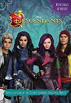 Descendants Junior Novel (Disney Junior Novel (ebook)) by [Disney Book Group]