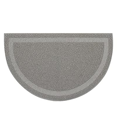 Catit 50708 Litter Trapping Mat, Warm Grey