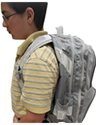 Reflective Backpack - Silver