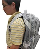 Bright Ideas Reflective Backpack – Silver Review