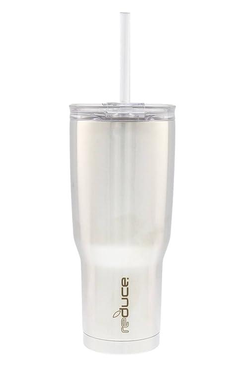 Amazon.com: Reducir cold-1 metálico térmico vaso, 24oz ...