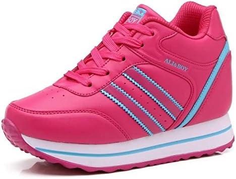 FYQ & zapatos plataforma zapatos calzos plataforma incrementan la ...
