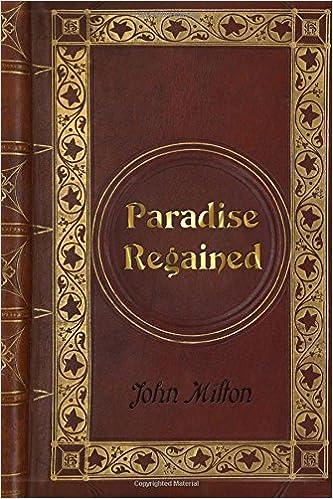 John Milton - Paradise Regained