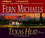 Front cover for the book Texas Heat by Fern Michaels