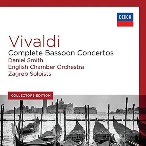 Vivaldi Bassoon Concerto - Collector's Ed: Vivaldi: Complete Bassoon Concertos [5 CD]