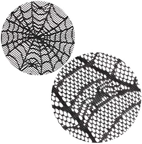 51lJs3sGYhL. AC  - Black Halloween Garland Mantle Decorations Indoor
