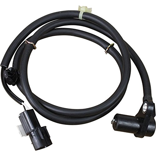 Brand New Front Right Anti-Lock Brake Sensor 2003-2006 Mitsubishi Outlander Abs Oem Fit ABS320 Anti Lock Brake Sensor