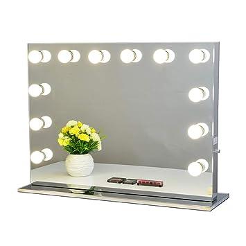 Amazoncom Chende Hollywood Light Makeup Dressing Table Set