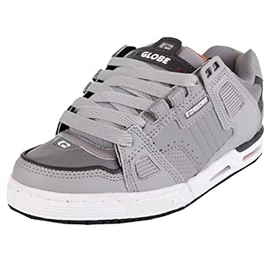 new arrival ff396 a68be Globe Sabre Grey Orange 43: Amazon.co.uk: Shoes & Bags