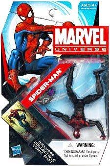 Marvel Universe Miles Morales Ultimate Spider-man Variant]()