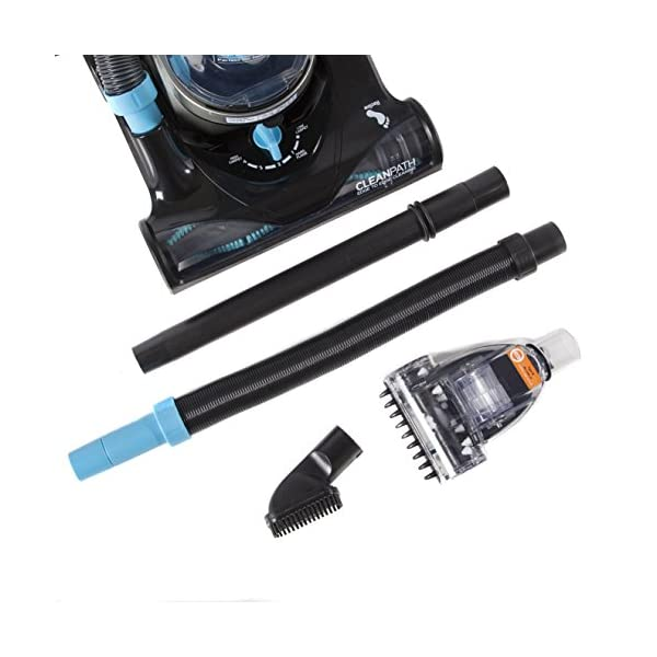 Vax PowerFlex Pet Plus Nimbus Upright Vacuum Cleaner, 1600W - Black/Blue