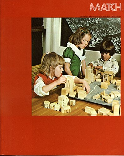 MATCH Materials & Activities for Teachers & Children catalog ca 1970 -