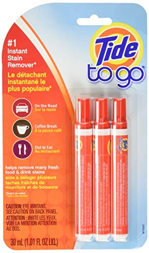 Tide To Go Stain Pens 3 Count