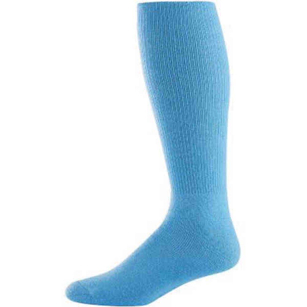 パフォーマンスチューブソックス B015HT6T9Y Large|ブルー(Columbia Blue) ブルー(Columbia Blue) Large