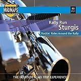 MAD Maps - Rally Run Road Trip Map - Sturgis - RRST01