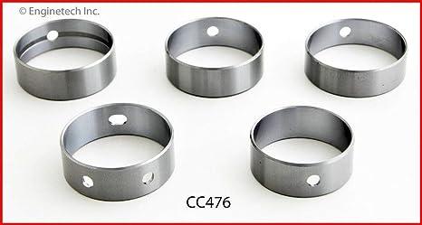 Engine Camshaft Bearing Set Enginetech CC416
