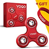 YOQO - The Official Anti-Anxiety 360 Fidget Spinner - Premium Quality EDC ...
