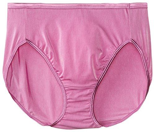 cc7a8db4a20 Vanity Fair Women s Body Shine Illumination Hi-Cut Brief Panty ...