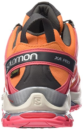 Salomon Madder Feeling Gtx orange 3d Chaussures Femme Trail Orange Xa Grey Pro De Light rFTqnvrOw