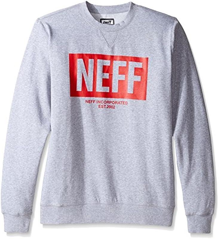 Męski sweter Neff New World Crew Sweater: Odzież