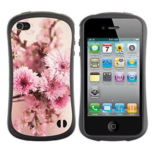 Apple Iphone 4 / 4S [Blossom Branches In Vase]