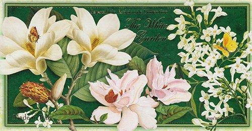 - Saponificio Artigianale Fiorentino White Garden 3 X 4.40 Oz. Soap Set From Italy