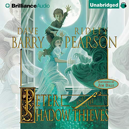 Peter and the Shadow Thieves: The Starcatchers, Book 2