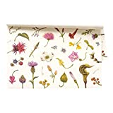 Kitchen Papers Spring Collage Disposable Placemats - 30 Sheets/Pack Made in USA