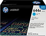 HP 644A (Q6461A) Cyan Original LaserJet Toner Cartridge