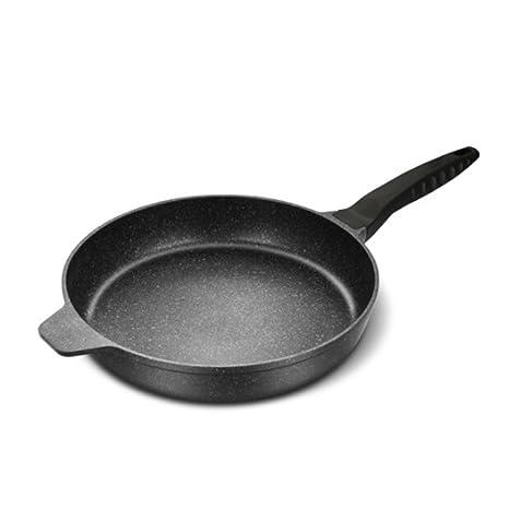 NUBAO Sartenes para Horno 32cm Sartén De Piedra Maifan Utensilios De Cocina Sartén para Panqueques Cocina