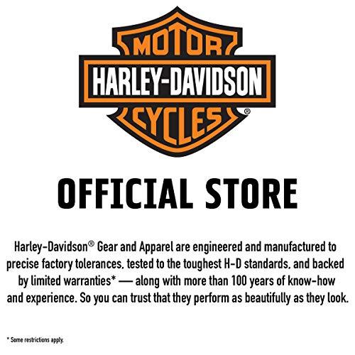 Harley-Davidson Men's Phantom Logo Cap, Black