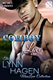 Cowboy Love [Bear County 1] (Siren Publishing The Lynn Hagen ManLove Collection) (Bear County series)