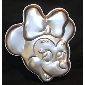 Minnie Mouse Cake Pan Amazon