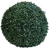Sfera di bosso sintetico ø55cm Papillon Colore Verde