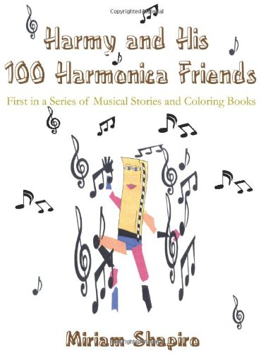 Download Harmy and His 100 Harmonica Friends ebook