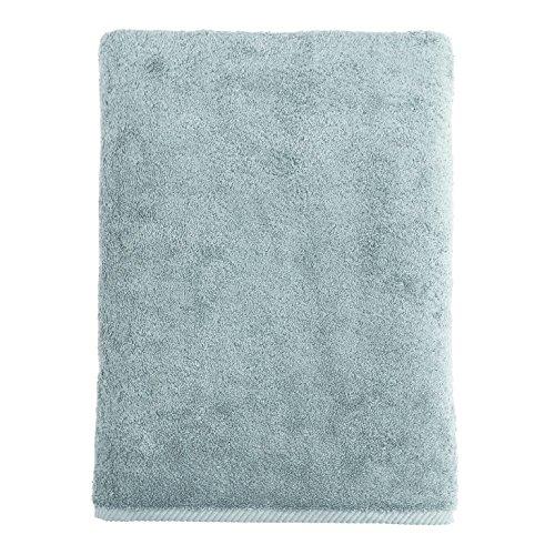 Linum Home Textiles Soft Twist Premium Authentic Soft 100% Turkish Cotton Luxury Hotel Collection Bath Sheet, Aqua Blue