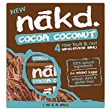 Nakd Cocoa Coconut Multipack 4 x 35g