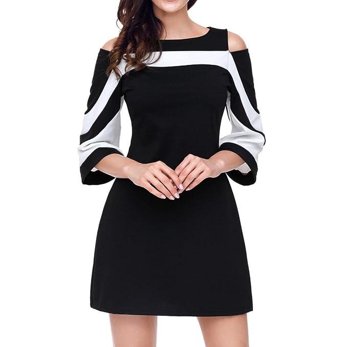 Amazon.com: Lamolory Women Off Shoulder Ruffles Bodycon Mini Dress Evening Party Dress: Clothing
