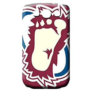 samsung galaxy s3 Appearance Protector High Quality phone case mobile phone shells colorado avalanche