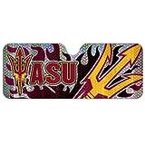 NCAA Arizona State Sun Devils Auto Sun Shade