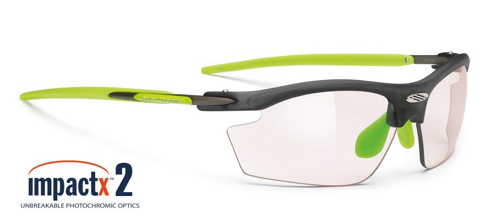 ac0e222e3b Amazon.com: Rudy Project Rydon Crystal With Impactx-2 Photochromic Clear To  Black Lenses: Sports & Outdoors