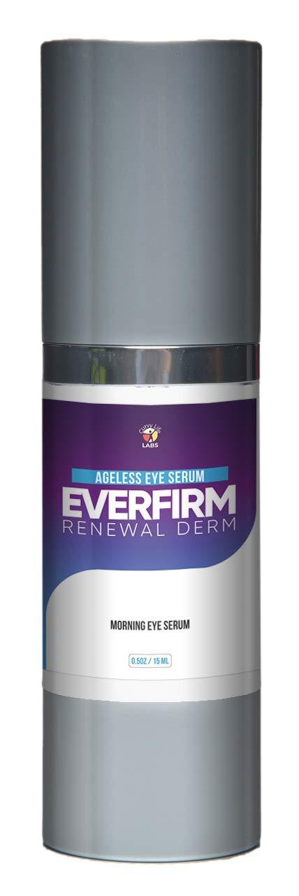 Everfirm - Renewal Derm - Ageless Eye Gel - Help to treat crows feet, Help lift Under Eye Bags, Help reduce the appearance of dark spots, Powerful Eye Serum