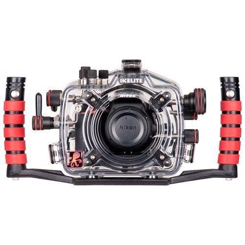 (Ikelite 6801.55 Underwater Camera Housing for Nikon D5500 Digital SLR Camera)