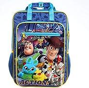 Mochila G, Toy Story 4, Dermiwil, 37545, Multicolorido