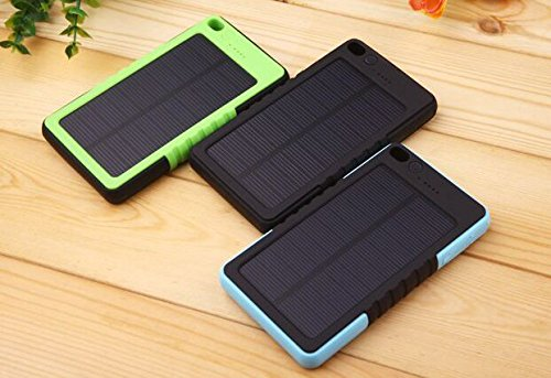 Small Solar Phone Charger - 4